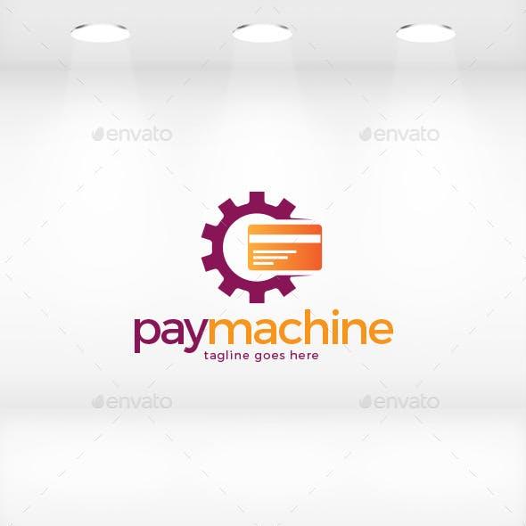 Pay Machine Logo