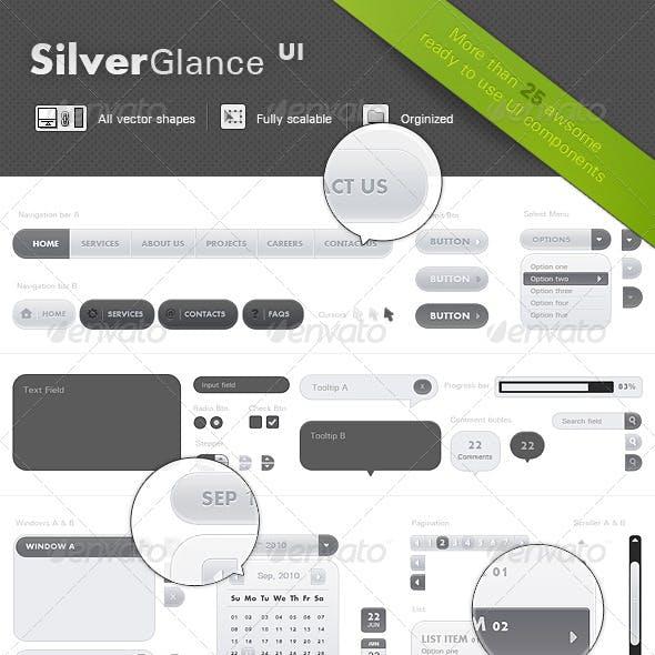 SilverGlance UI