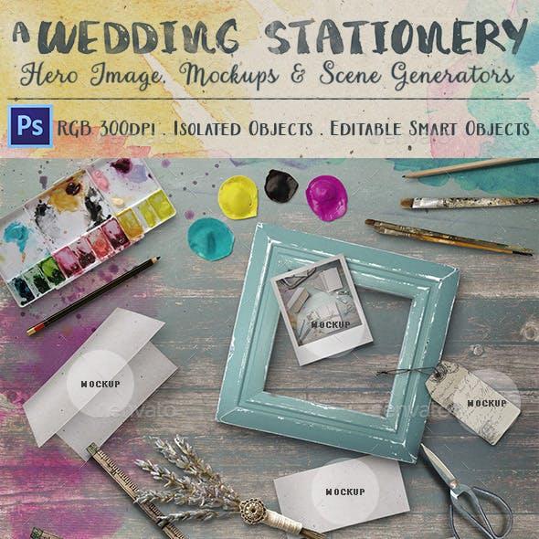 Wedding Stationery Hero Image
