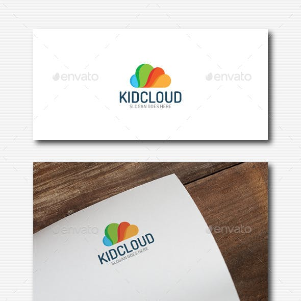 Colorfull Cloud Logo