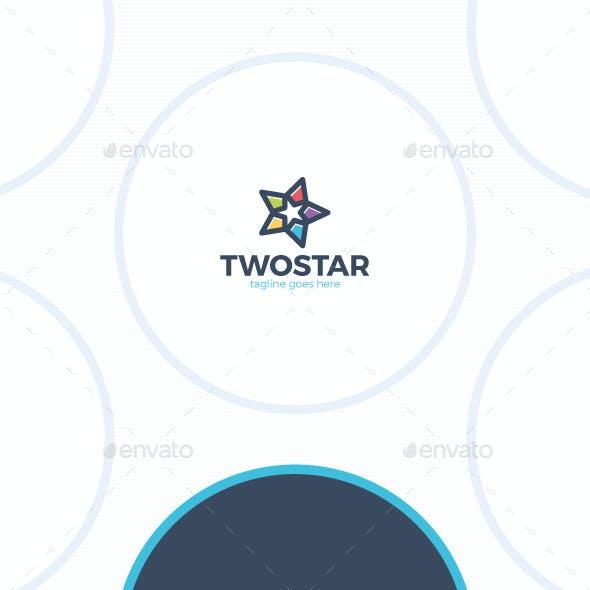 Two Stars Logo