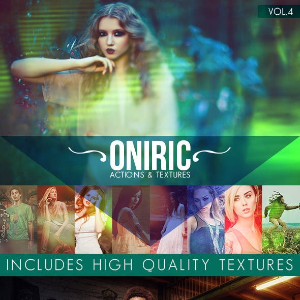 Oniric Actions and Textures Vol.4