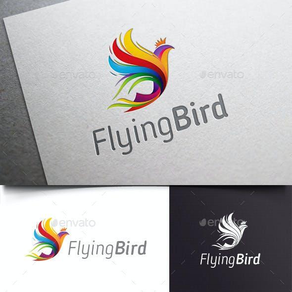 Flying Bird - Phoenix