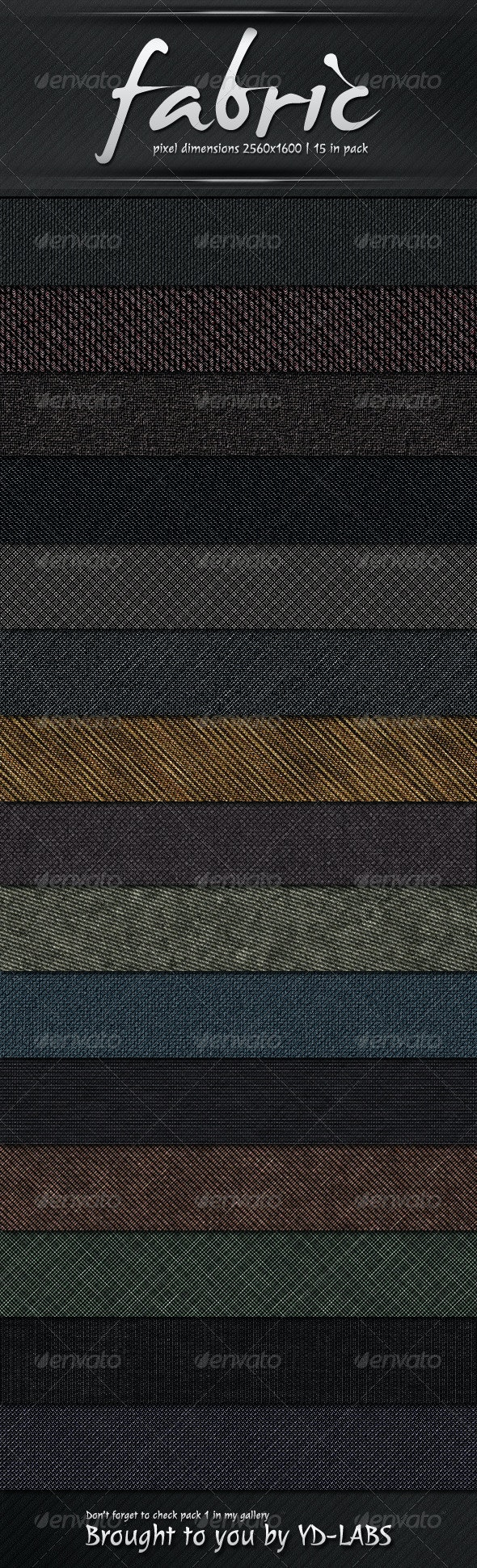 Fabric Pack 2 - Fabric Textures