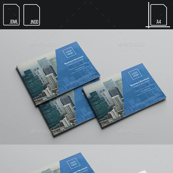 Brochure Corporate Company
