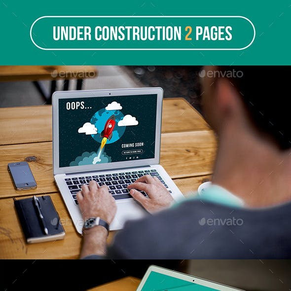 Under Construction 2 Pages