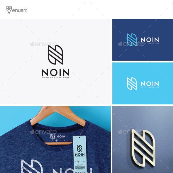 Noin - Letter N Logo