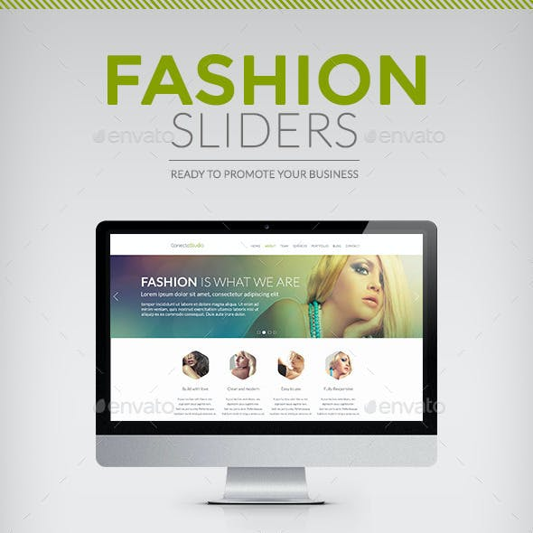 Fashion Sliders