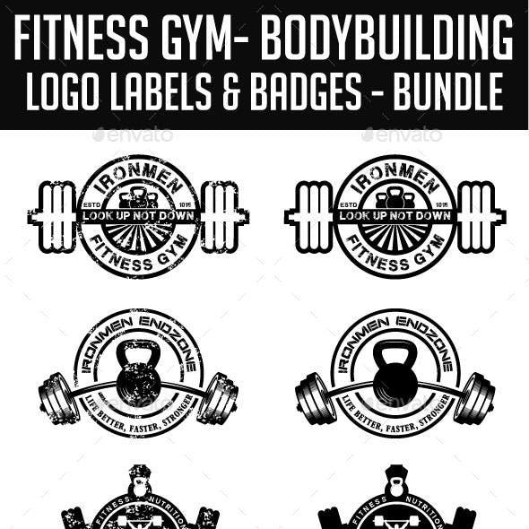 50 Fitness Gym - Bodybuilding Bundle
