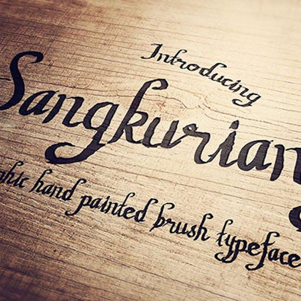 Sangkuriang Script