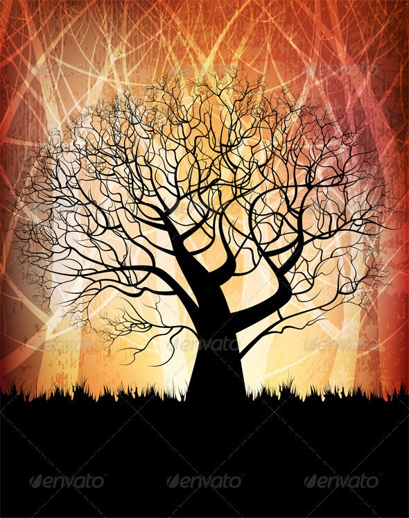 Tree Background - Landscapes Nature