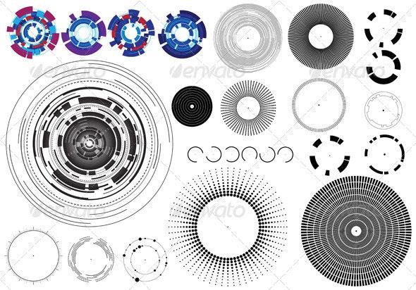 Design elements - Miscellaneous Vectors