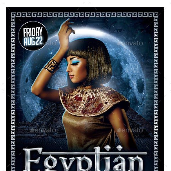 Egyptian Night Flyer