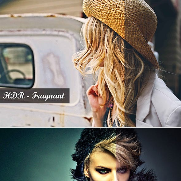 HDR - Fragrant