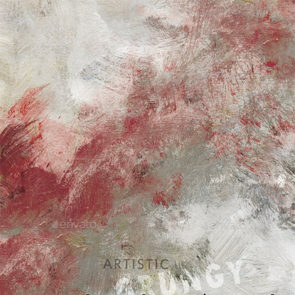 Grungy artistic texture