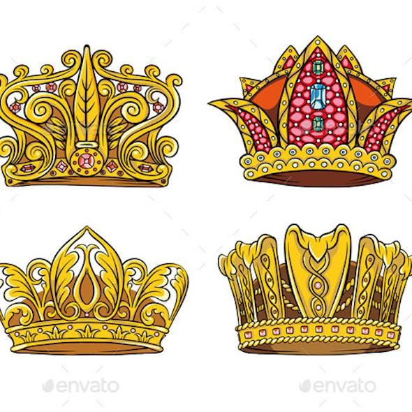 Four Royal Crown