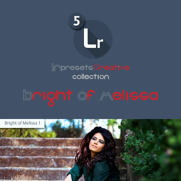 5 Lightroom Presets Collection