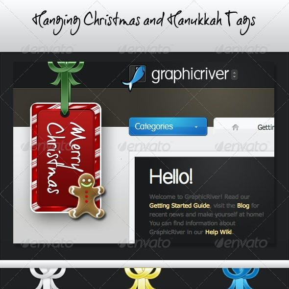 WebLifts Holiday Website Tags