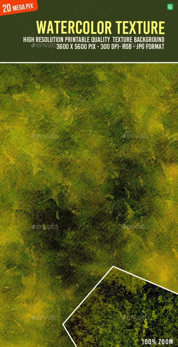 Watercolor Texture 123 - Art Textures