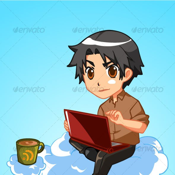 Cloud Blogging Guy