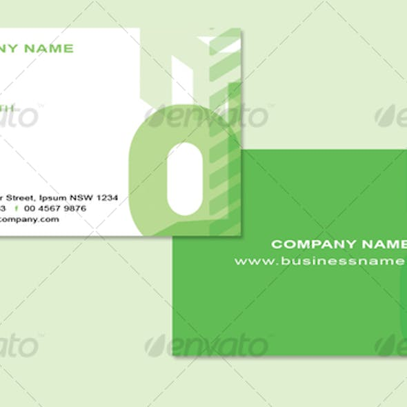 Designers Business Card