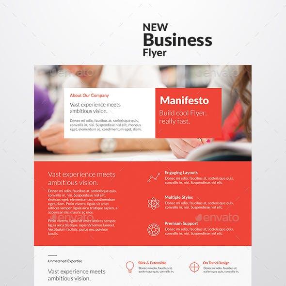 Business Flyer V3