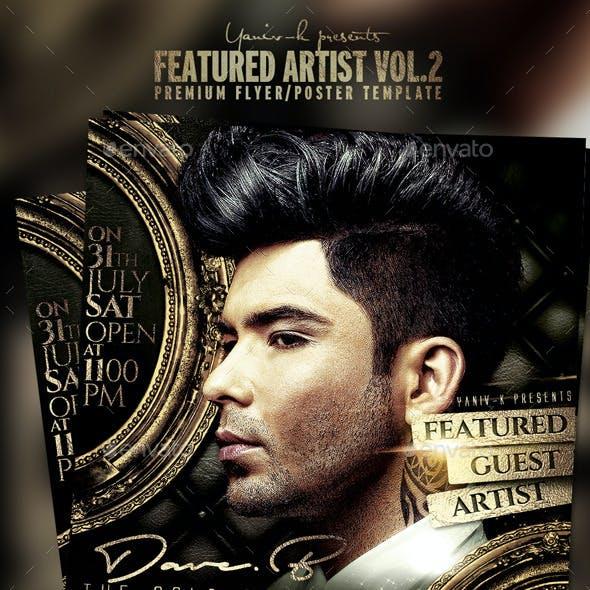 Featured Artist Vol.2 - Golden Boy