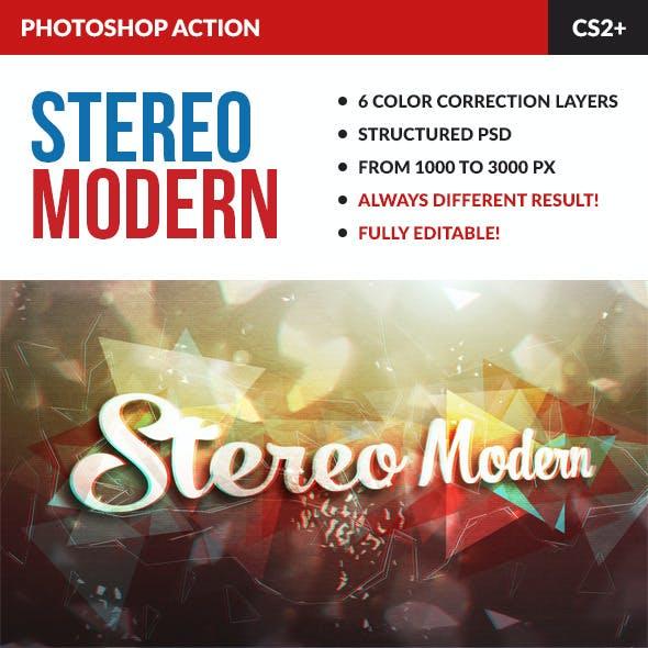 Stereo Modern Art