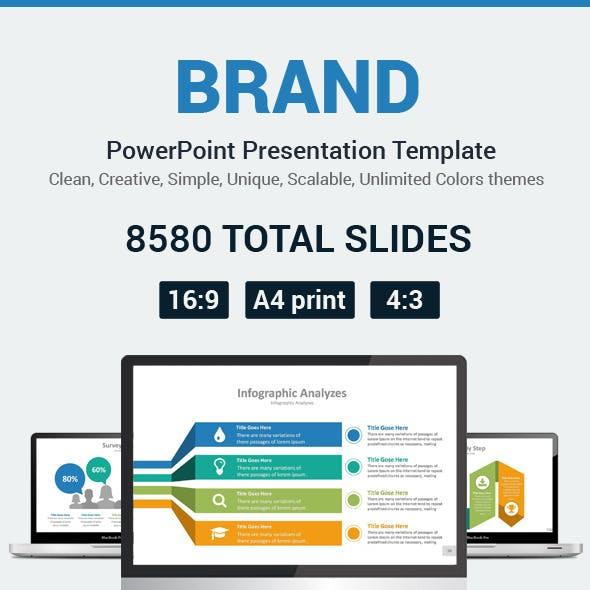 Brand PowerPoint Presentation Template
