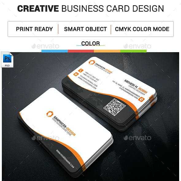 Creative Business Card 08
