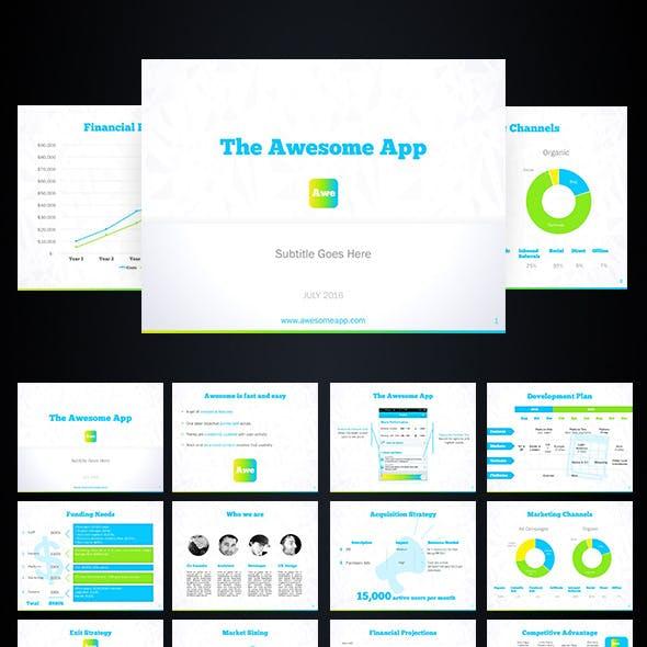 App Startup Presentation