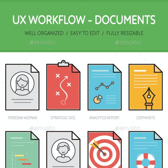 UX Workflow - Documents
