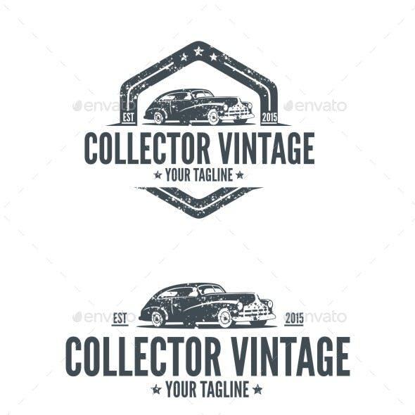 Collector Vintage Logo