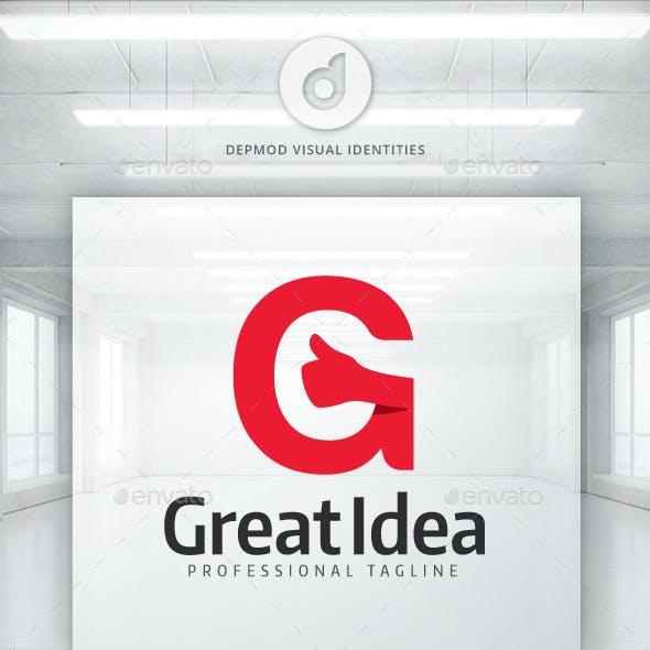Great Idea Logo
