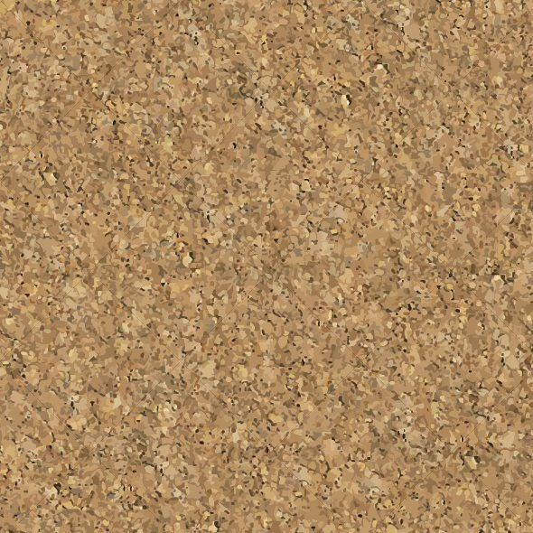 Cork Board - Patterns Decorative
