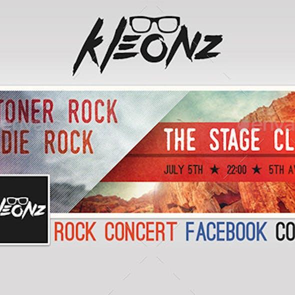 Stoner Rock - Facebook Timeline Cover