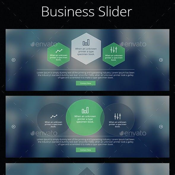 Simple Business Slider