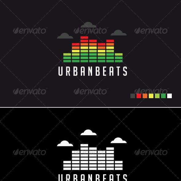 Urban Beats - Logo Template
