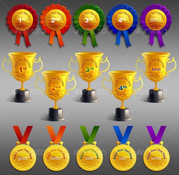 award - Decorative Graphics