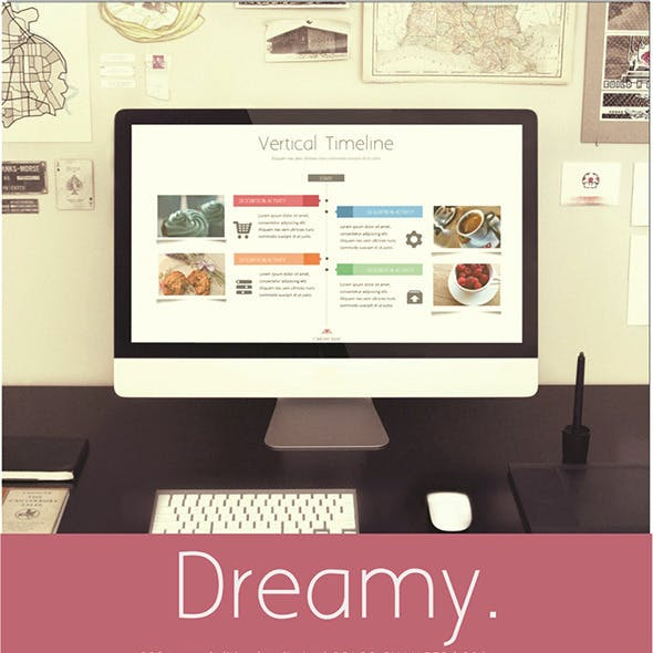 Dreamy PowerPoint Template