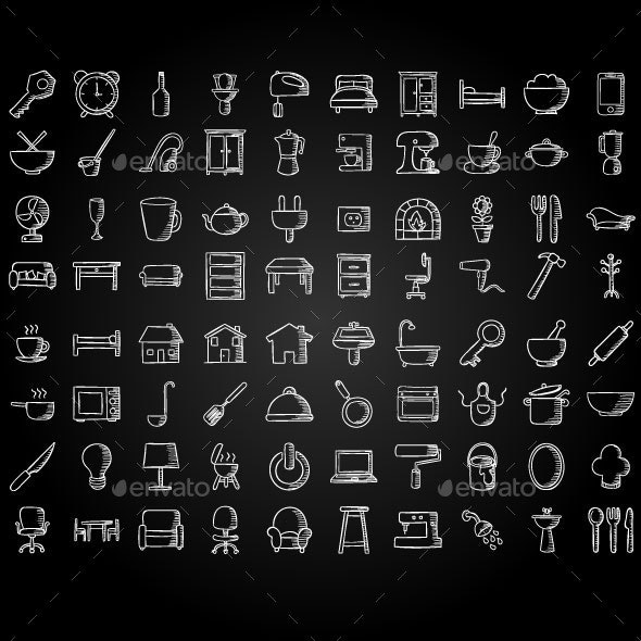 26 Best Object Icons  for February 2019