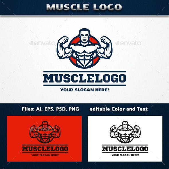 MuscleMan Logo