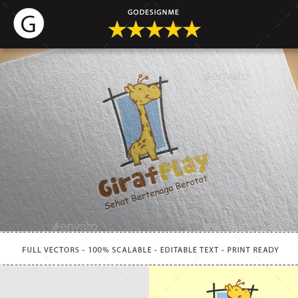 Giraffe Play