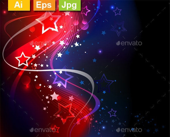 Background on Independence Day - Backgrounds Decorative