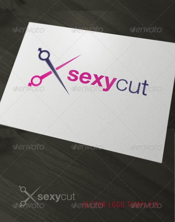 Sexycat Logo Vector - Humans Logo Templates