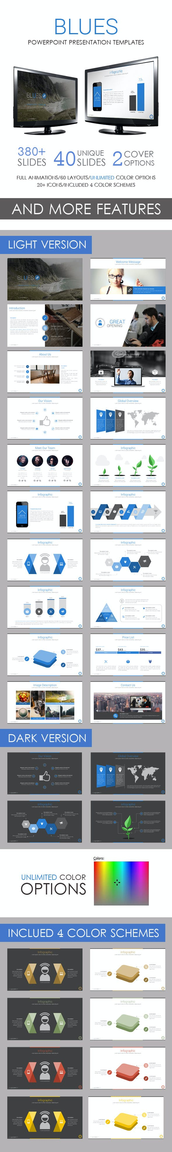 12 Best PowerPoint Templates