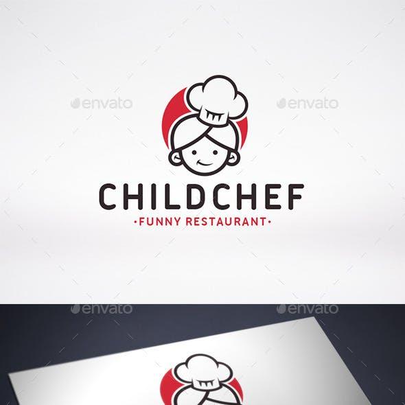 Chef Mascot Logo Template