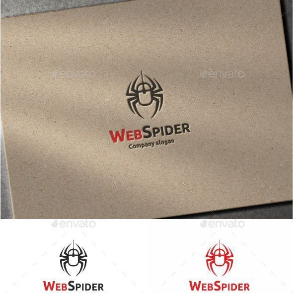 Web Spider Logo