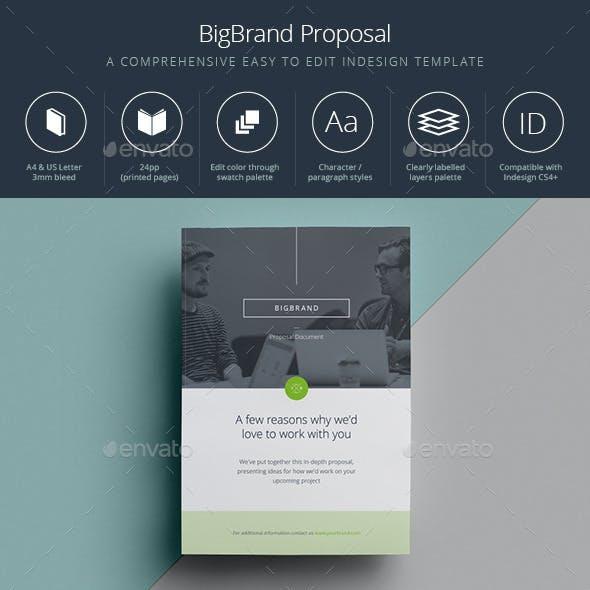 BigBrand Proposal