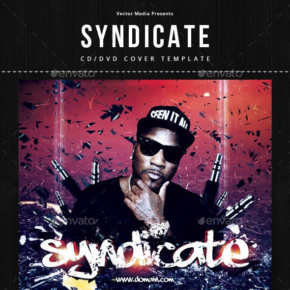 Syndicate - Cd Cover